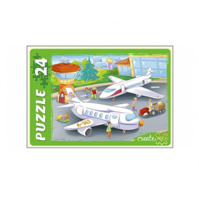13. Մաքսի-Փազլներ 24 կտոր, Օդանավակայան Арт. ПУ24-