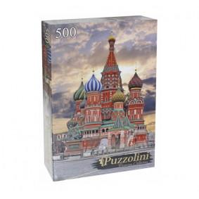 Puzzolini. Փազլներ 500 կտոր. GIPZ500-7671 Մոսկվա Ս