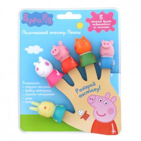 Խամաճիկներ 29987 5 կերպար Peppa Pig