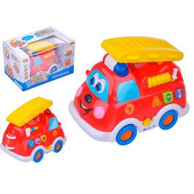 Հրշեջ մեքենա 9163 Մեծացիր փոքրիկ Play Smart
