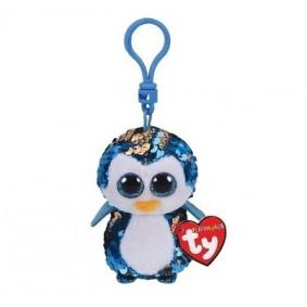 Փափուկ խաղալիք 35302 PAYTON  - SEQUIN BLUE PENGUIN