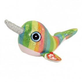 Փափուկ խաղալիք 36216 NORI  - NARWHAL REG
