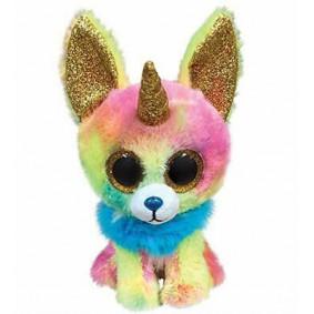 Փափուկ խաղալիք  36456 YIPS - CHIHUAHUA WITH HORN M