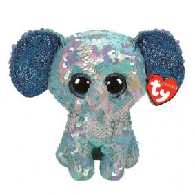 Փափուկ խաղալիք 36344 STUART - ELEPHANT SEQUIN REG