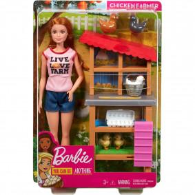 Խաղային հավաքածու DHB63/FXP15 Ագարակ Barbie