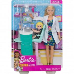 Խաղային հավաքածու DHB63/FXP16 Ատամնաբույժ Barbie