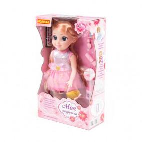 Кукла 79282 Милана (37 см) в салоне красоты с аксессуарами (6 элементов)