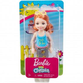Кукла FXG81 Club Chelsea Barbie