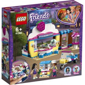 Конструктор 41366 LEGO FRIENDS Кондитерская Оливии