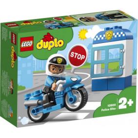 Կոնստրուկտոր 10900 Ոստիկանական մոտոցիկլետ LEGO