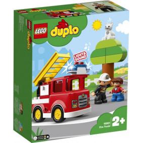 Կոնստրուկտոր 10901 Հրշեջ մեքենա LEGO
