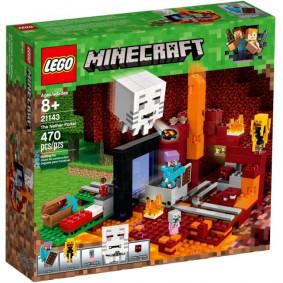 Конструктор 21143 LEGO Minecraft Портал в Подземелье