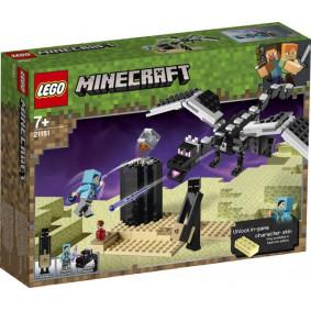 Կոնստրուկտոր 21151 Minecraft Վերջին մարտը LEGO
