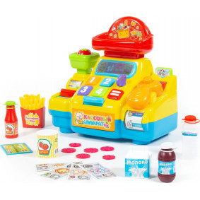 Ուսուցանող խաղալիք Դրամարկղ