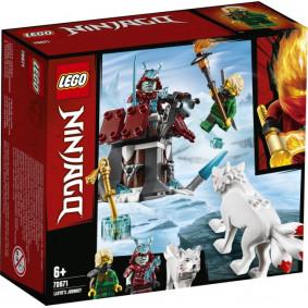 Конструктор 70671 Ninjago Путешествие Ллойда LEGO