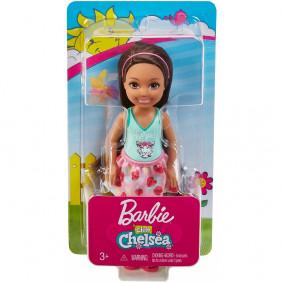 Кукла FXG79 Club Chelsea Barbie