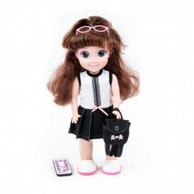 Кукла 79350 Диана (37 см) в школе (ходит, танцует, разговаривает, поёт, рассказывает сказки,