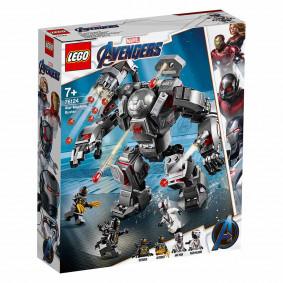 Конструктор 76124 Super Heroes Воитель LEGO