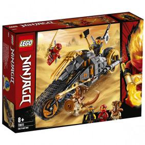 Конструктор 70672 LEGO Ninjago Раллийный мотоцикл Коула