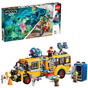 Конструктор 70423 LEGO HIDDEN SIDE Автобус охотников за паранормальными явлениями 3000