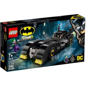 Конструктор 76119 LEGO Super Heroes Бэтмобиль: Погоня за Джокером