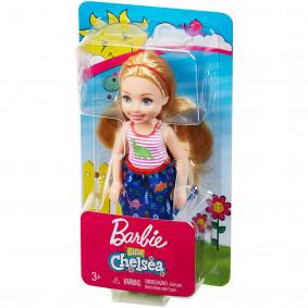 Кукла FXG82 Club Chelsea Barbie