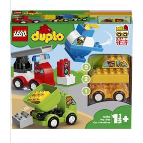 Конструктор 10886 LEGO DUPLO Мои первые машинки