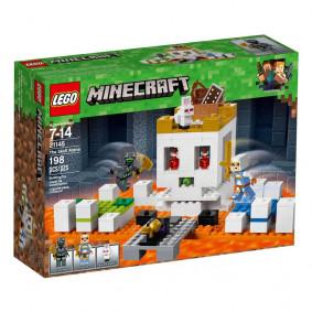 Конструктор 21145 Minecraft Арена-череп LEGO