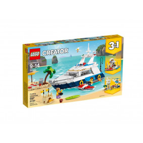 Конструктор 31083 LEGO CREATOR Морские приключения