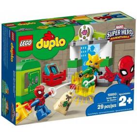 Конструктор 10893 LEGO DUPLO Человек-паук против Электро