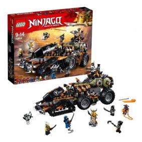Конструктор 70654 LEGO Ninjago Стремительный странник