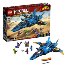 Конструктор 70668 LEGO Ninjago Штормовой истребитель Джея