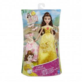Кукла E0073EU4 ПРИНЦЕССА ДИСНЕЙ с двумя нарядами DISNEY PRINCESS