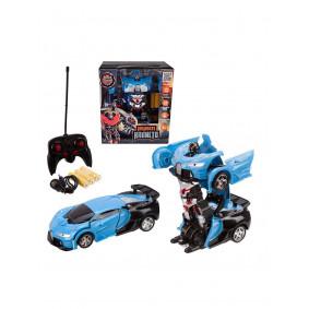 Հեռակառ․ մեքենա ռոբոտ, մարտկոցով (870336)