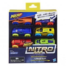 Մեքենաներ C3171EU4, 6 հատ Նիտրո NERF