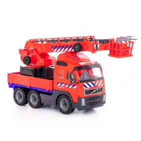 Հրշեջ մեքենա 77301 Վոլվո (NL) ПОЛЕСЬЕ