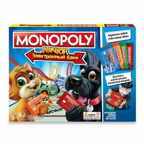 Սեղանի խաղ E1842121 Մոնոպոլիա ջունիոր GAMES