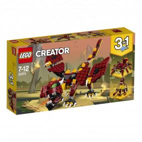 Կոնստրուկտոր 31073  երևակայական կերպար LEGO