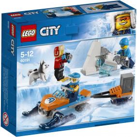Կոնստրուկտոր 60191 Բևեռային հետախույզ LEGO CITY