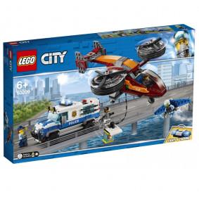 Կոնստրուկտոր 60209 օդային ոստիկանություն LEGO