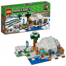 Կոնստրուկտոր 21142 Իգլու LEGO Minecraft