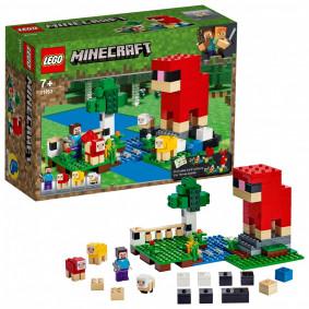Կոնստրուկտոր 21153 Ագարակ LEGO Minecraft
