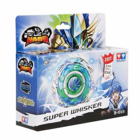 Պտտան մետալիկ Super Whisker TM Infinity Nado