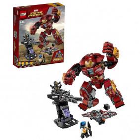 Կոնստրուկտոր 76104 SUPER HEROES LEGO
