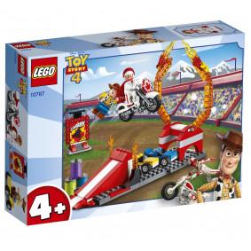 Конструктор 10767 Трюковое шоу Дюка Бубумса LEGO Toy Story