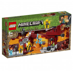 Կոնստրուկտոր 21154 Իֆրիտի կամուրջ LEGO Minecraft