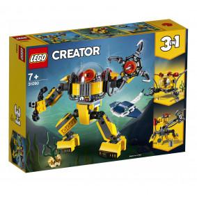 Կոնստրուկտոր 31090 CREATOR Ստորջրյա հետախույզ LEGO