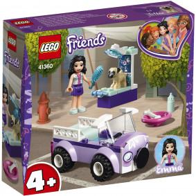 Կոնստրուկտոր 41360 Էմմայի կլինիկան LEGO FRIENDS