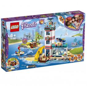Կոնստրուկտոր 41380 Փրկակար կենտրոն LEGO FRIENDS