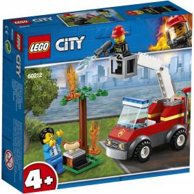Конструктор 60212 Пожар на пикнике LEGO CITY